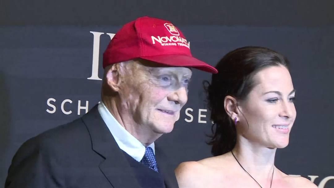 Formel-1-Legende und Unternehmer Niki Lauda verstorben