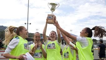 Fünf Aargauerinnen gewinnen Schweizer Vorentscheidung und reisen zu Neymar.