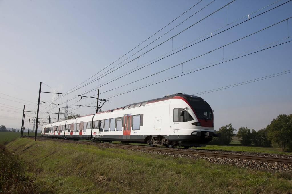 Rund 150 rostige Flirt-Züge müssen saniert werden. (© SBB CFF FFS)