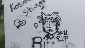 Vandalismus Zofingen (5.12.2018)