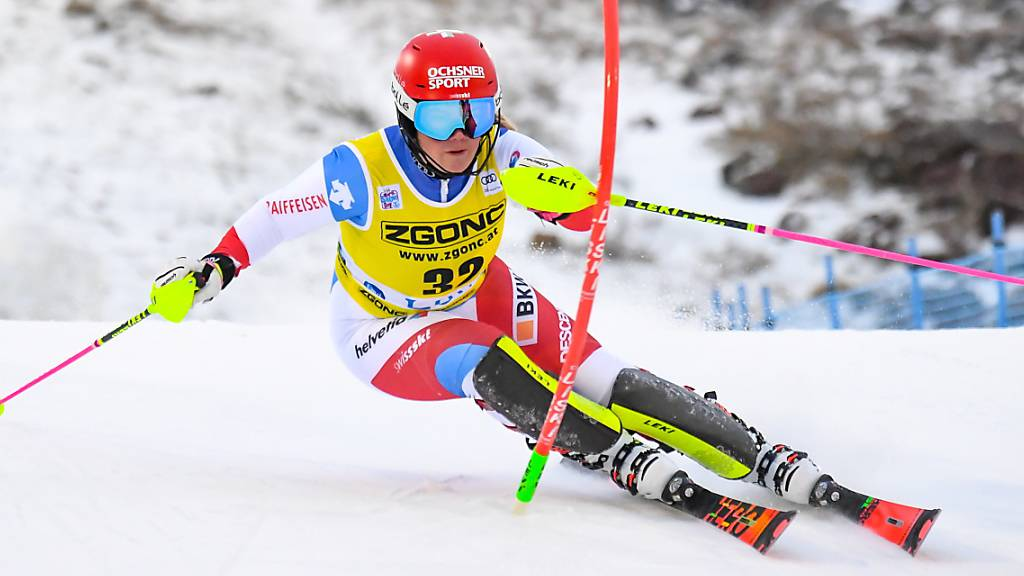 Mélanie Meillard gelingt mit Platz 9 ein starkes Comeback