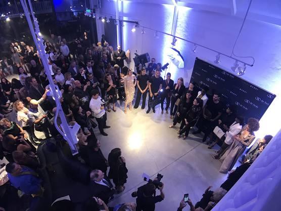 Im zweiten Stock hat die Schweizer Designerin Laura Basci ihr Atelier.