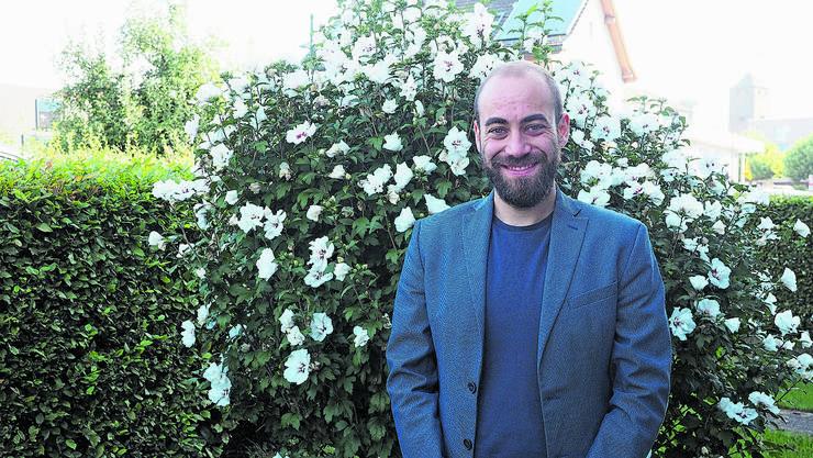 Daniele Mezzi will mitreden – am liebsten als neuer Grossrat in Aarau.