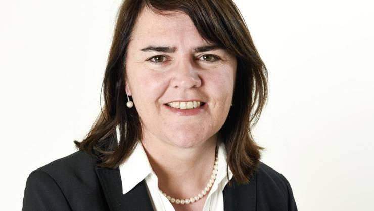 Regierungsrätin Antonia Fässler ist Nationalratskandidatin der CVP in Appenzell Innerrhoden.