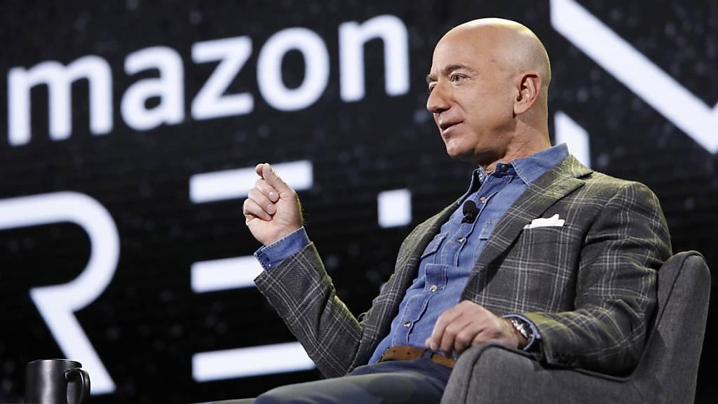 Jeff Bezos tritt als Amazon-Chef zurück