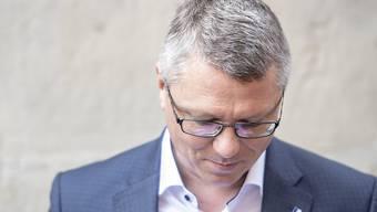Soll sich aus den Luzerner Regierungsratswahlen zurückziehen: Jörg Meyer von der SP.