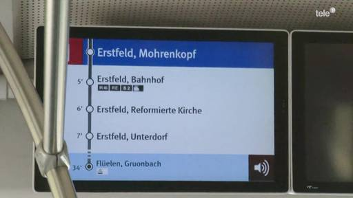 Bushaltestelle «Mohrenkopf» soll umbenannt werden