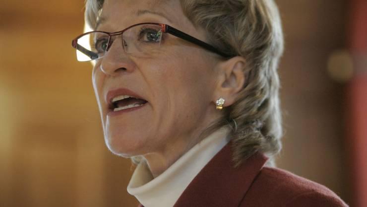 Rita Fuhrer: «Der Zürcher Regierungsrat hat sich sehr aufgeregt.»