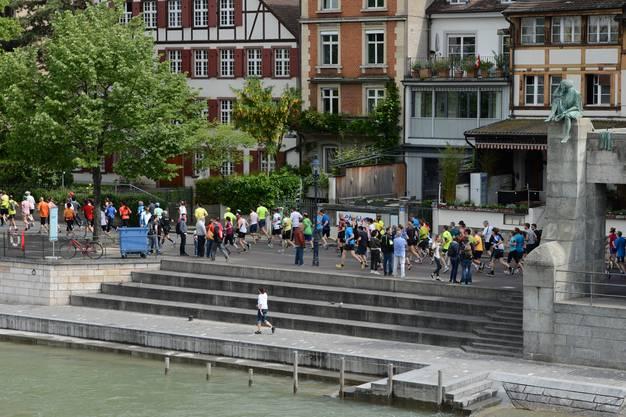 25. Dreiländer-Lauf in Basel