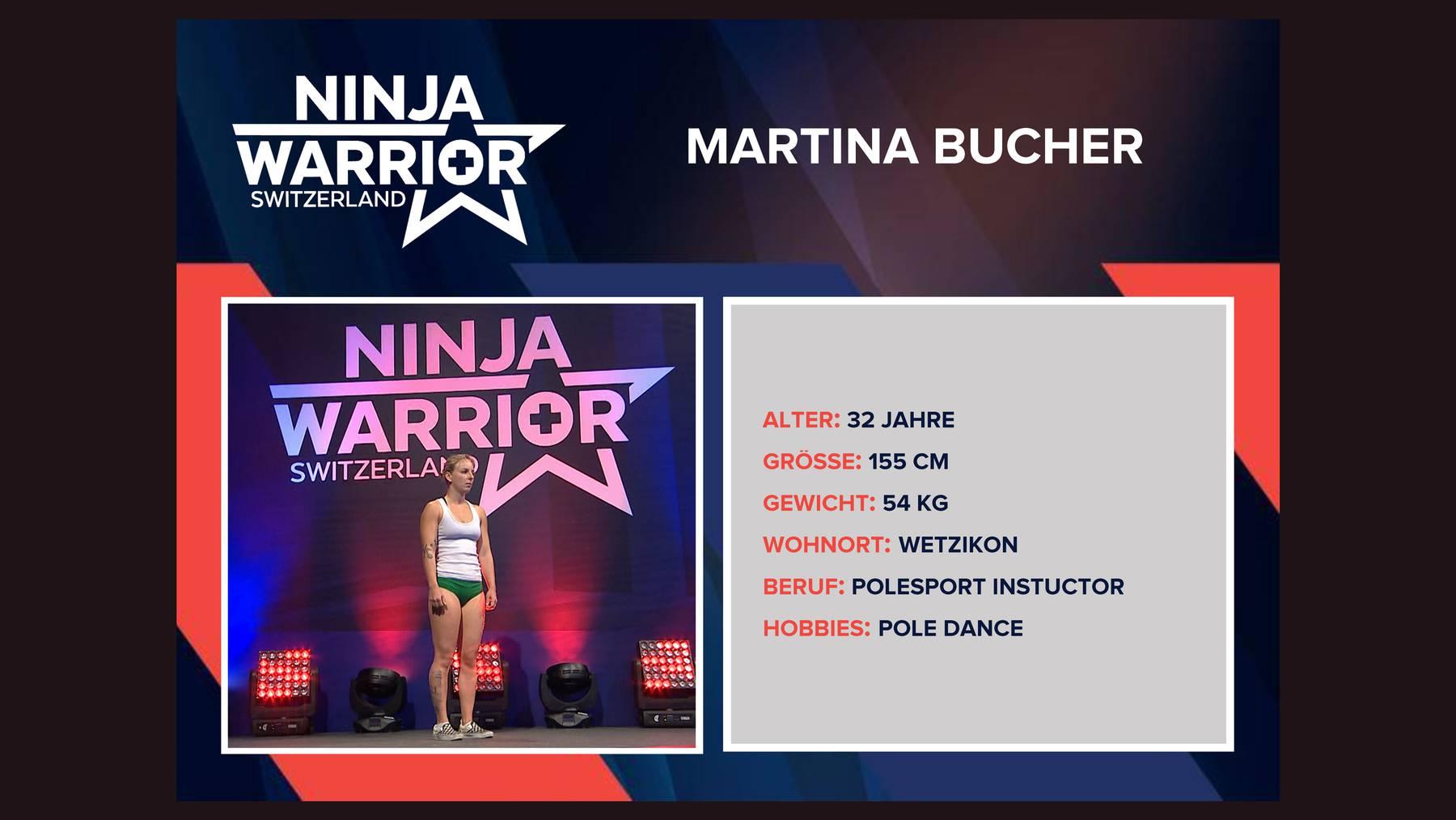 Martina Bucher