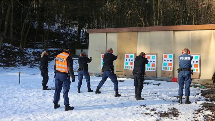 Auf der Schiessanlage Leuental in Oensingen trainieren die Kantonspolizei, die Stapo Olten und die Stapo Solothurn das Schiessen – was gelegentlich ziemlich Lärm macht.