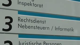 Fast 200000 Franken sind vonder Software-Firma am Solothurner Fiskus vorbeigeschleustworden. ul
