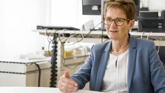 Die FDP-Regierungsrätin verzichtet auf eine Kandidatur – nun sucht ihre Partei einen Nachfolger.