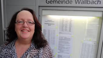 Gemeindeammann Bernadette Favre