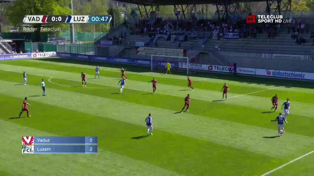 FCB - YB / Vaduz - FCL / GC - St. Gallen