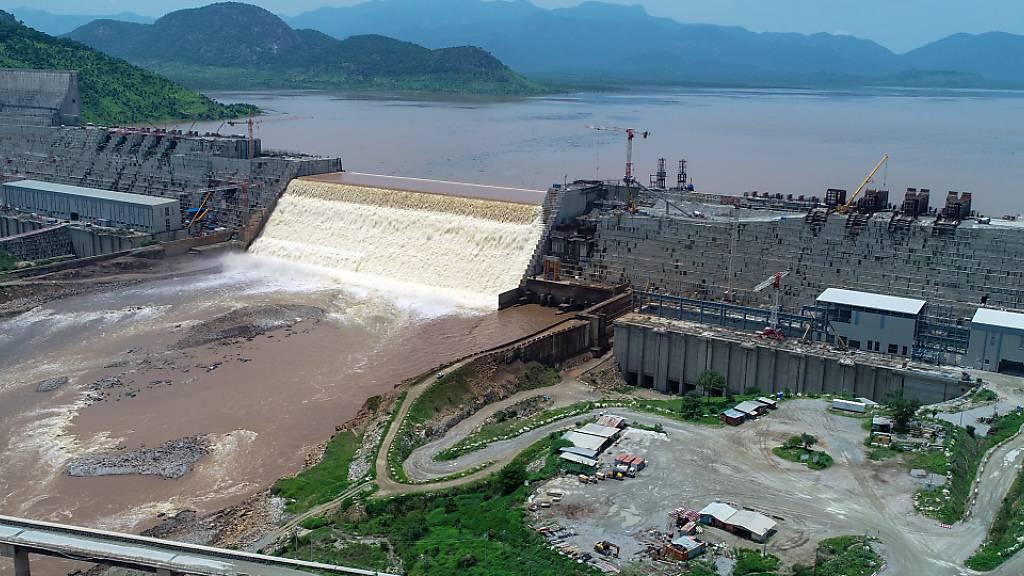 Ägypten, Äthiopien und der Sudan reden über umstrittenen Staudamm