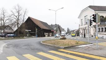 Bereits am 12. März starten am Lindenplatz die ersten Bauarbeiten. Dann ersetzt die Gemeinde verschiedene Werkleitungen.