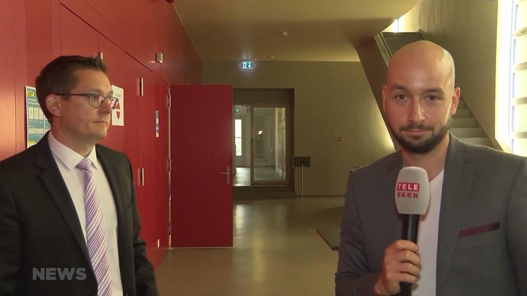 20 Jahre Haft für mutmasslichen Mörder: TeleBärn-Reporter berichtet nach der Urteilsverkündung