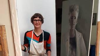 Portraitenthüllung von Regierungsrätin Carmen Walker Späh