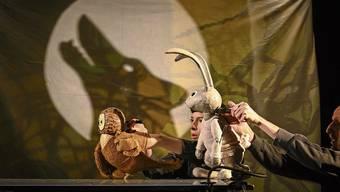 Das Figurentheater Wettingen startet mit «Aouuuu!» sein Familienprogramm am 24. Oktober.
