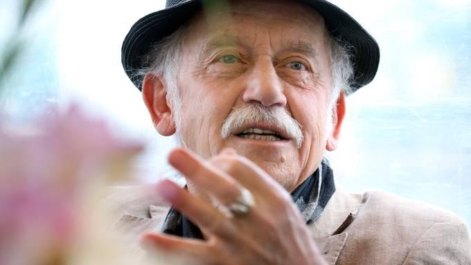 Schauspieler Tilo Prückner im Jahr 2012