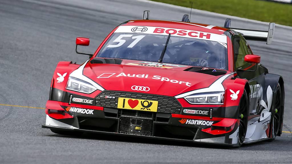 Müller dominiert ersten Tag am Nürburgring
