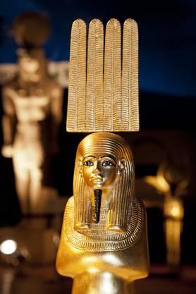 Pharaonenausstellung in Solothurn