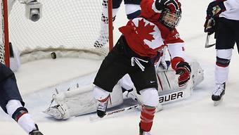 Poulin schoss Kanada in die Verlängerung und schliesslich zum Sieg