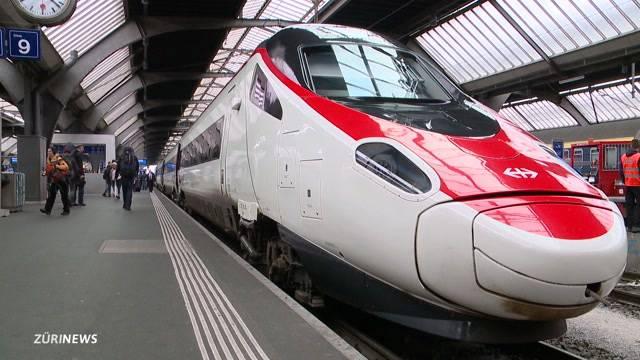Sorgenkind Gotthardzuglinie