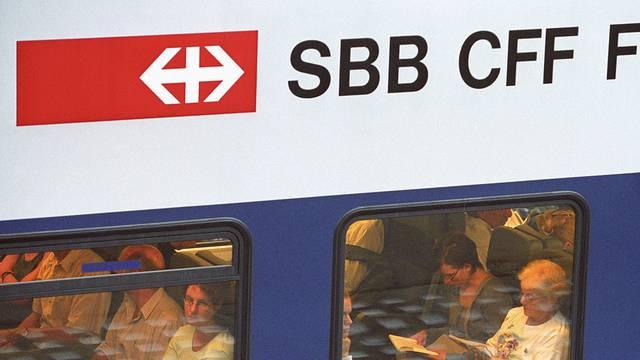 Bei den SBB stehen heute Personenverkehr 27 Deutsche im Führerstand (Symbolbild)