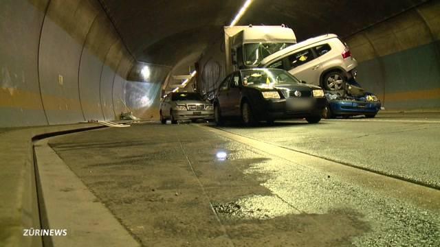 Sicherheits-Vorwürfe gegen Schaffhauser Unfall-Tunnel