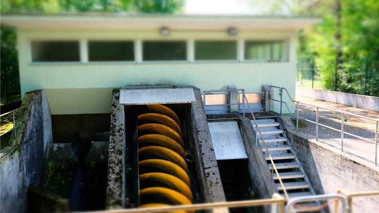 Zu klein: Das Abwasser-Pumpwerk Länggenbach in der Geroldswiler Fahrweid muss leistungsfähiger werden. Nun sollen zwei neue Schneckenpumpen her. DEG