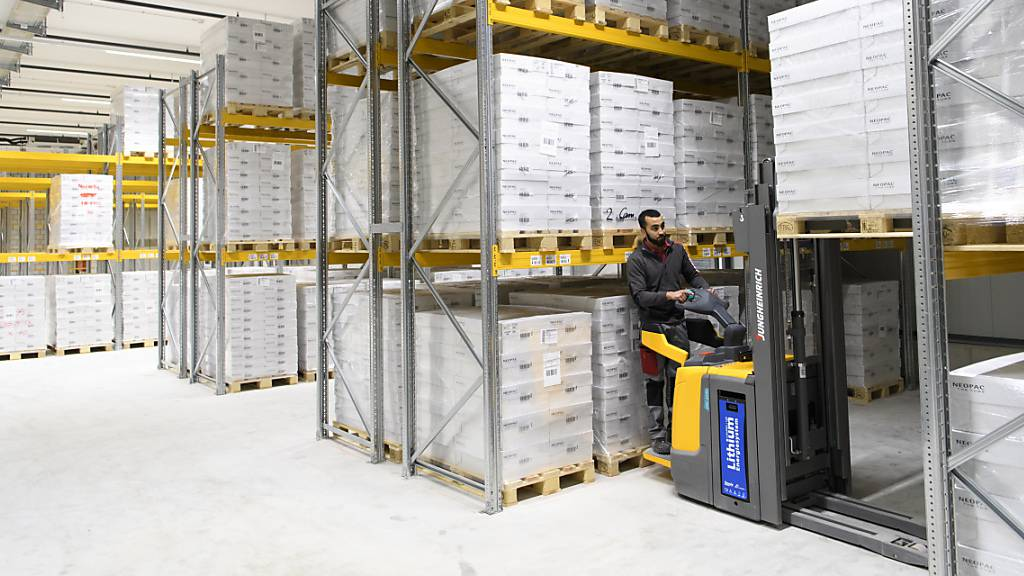 Verschiedene Berufe wie Logistiker oder Logistikerin werden bisher am Berufsfachschulzentrum in Rorschach unterrichtet. Nun will der Kanton dort die Ausbildungen für Gesundheitsberufe ansiedeln. (Symbolbild)