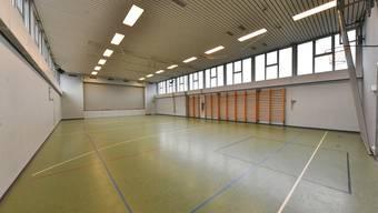 Die Mehrzweckhalle wird ohne Garderoben/Duschen für die Vereine wieder freigegeben.