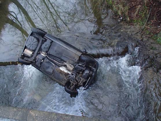 Der Fahrer hatte ein medizinisches Problem