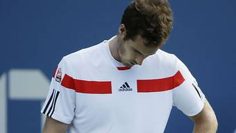 Andy Murray leidet.