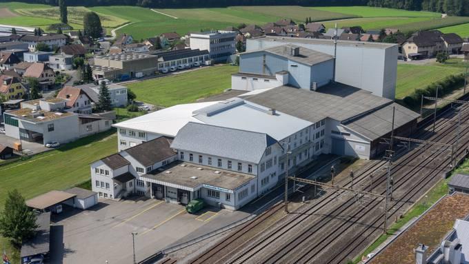 Zuckermühle Rupperswil – ihr geht es nicht so gut.