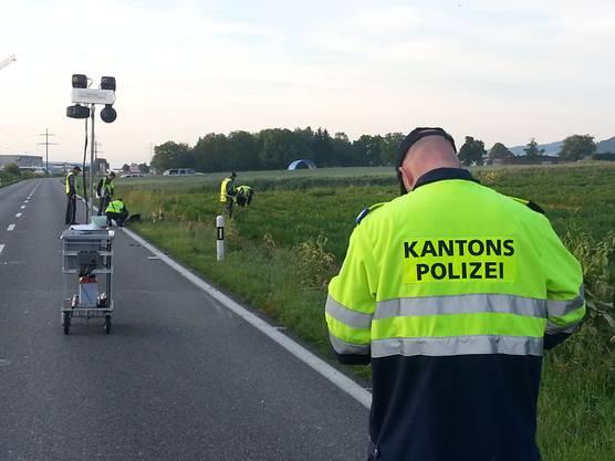 Der Unfallfahrer stellte sich am Mittag der Polizei