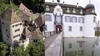 Die Schlösser Wildenstein und Bottmingen sollen der Region erhalten bleiben.