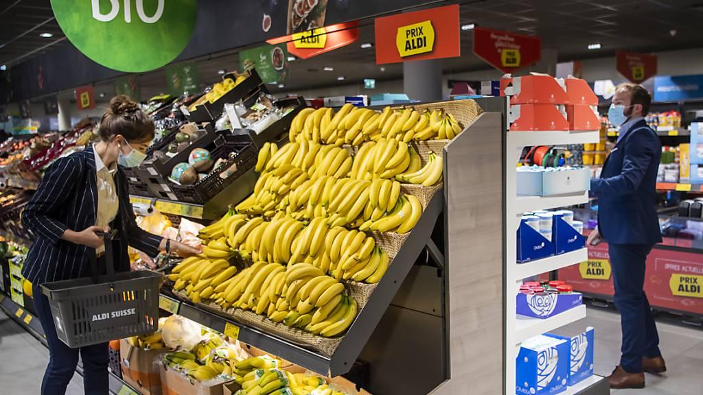 Bio-Nachfrage bei Aldi Suisse stark gewachsen
