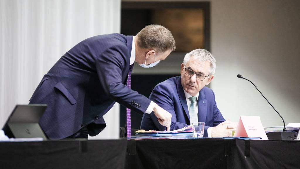 Aargauer Regierungsrat will nicht, dass die Schrauben gelockert werden