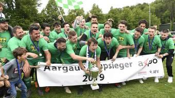 Aargauer Cupfinal: FC Mutschellen - FC Othmarsingen (30.5.19)