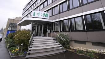 Sitz der Elektra Birseck Münchenstein (EBM).