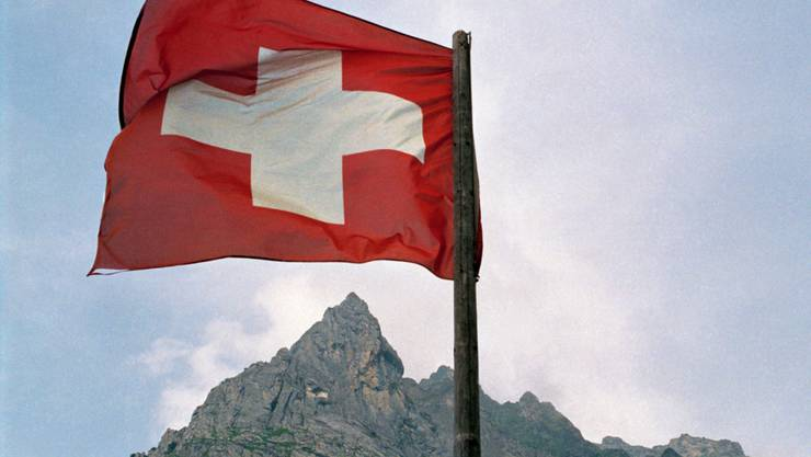 Beliebte Marke - auch für Internetadressen: Die Schweiz