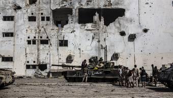 In Libyen herrscht Chaos – hier eine Archivaufnahme von 2016.