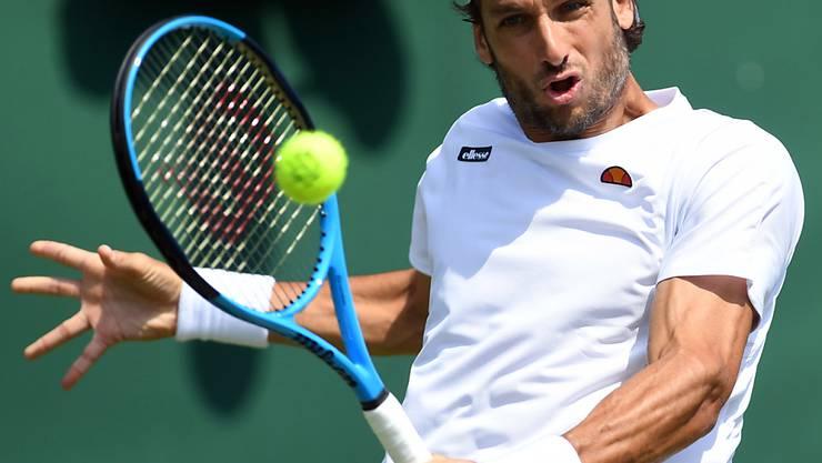Lopez Neuer Rekordmann Mit 66 Grand Slams In Folge Tennis Sport
