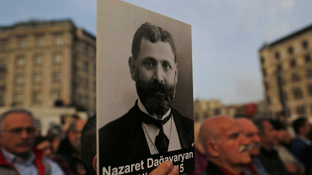 USA stuft Massaker an Armeniern als Genozid ein
