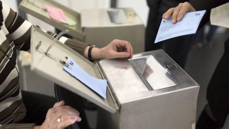 Kommunale Abstimmung