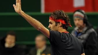 Federer musst sich frühzeitig aus Doha verabschieden
