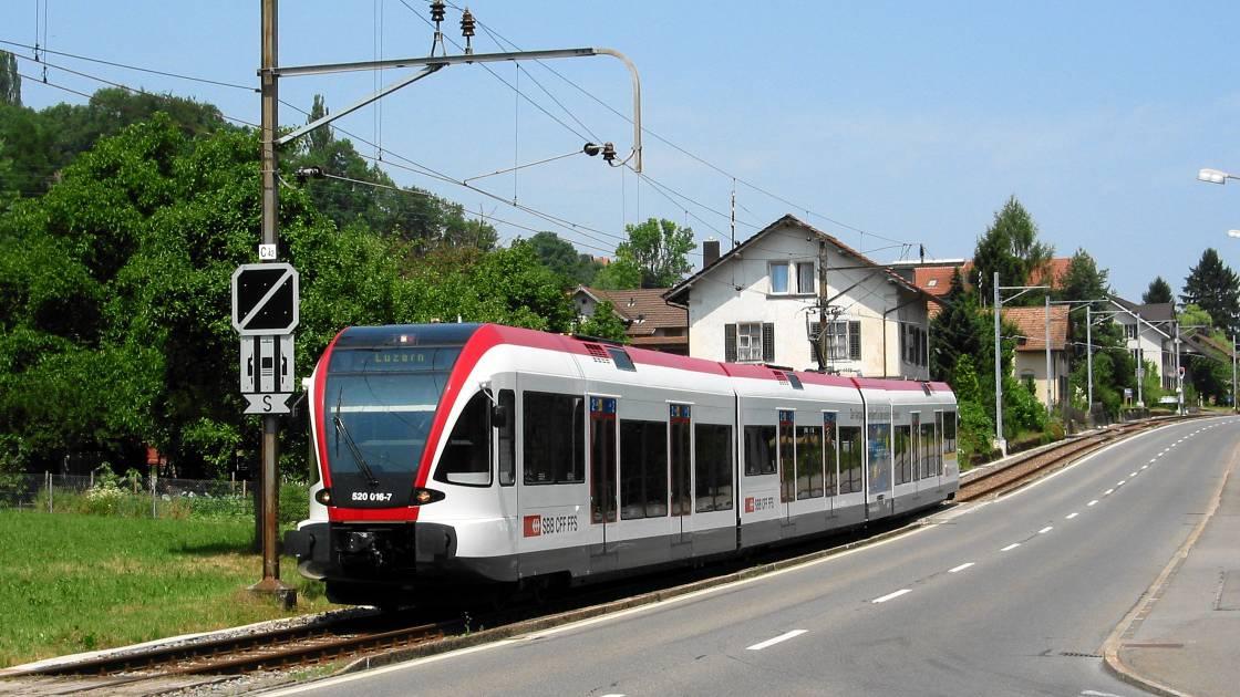 Seetalbahn könnte bald ausgebaut werden